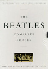 The Beatles Complete Scores Guitar Music Song Book TAB SONGS HITS HELP  HEY JUDE