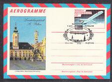 V025 Autriche/vignette cachet spécial v. 17.6.1990