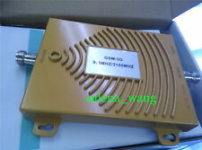 3G/GSM/WCDMA Dual Band 900/2100MHZ Cell Phone Signal Booster Repeater Amplifier