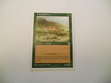 1x MTG Trained Jackal Magic EDH Portal Three Kingdoms P3K ING Inglese x1