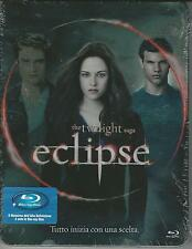 BLU RAY  : ECLIPSE - THE TWILIGHT SAGA EDIZIONE STEEL BOOK RARA  NUOVO SIGILLATO