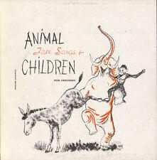 Peggy Seeger - Animal Folk Songs for Children [New CD]