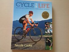 CYCLING BOOK CYCLE FOR LIFE, COMPLETE MANUAL, BRAND NEW BARGAIN BEST SELLER