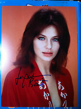Autographe Jacqueline Bisset - signed in person