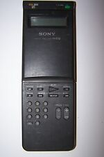 SONY VCR REMOTE CONTROL RMT-V137D for SLB280