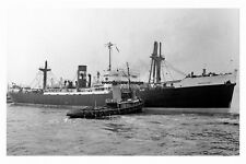 mc2885 - Harrison Cargo Ship - Merchant - photo 6x4