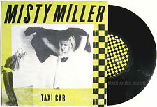 """MISTY MILLER 7"""" Taxi Cab Limited Edition Vinyl 500 Made ! UK 2014"""