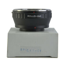 Rollei QBM Lens to Micro 4/3 M4/3 Mount Olympus Panasonic Camera RO-M4/3 Adapter