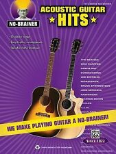 No-Brainer Acoustic Guitar Hits: We Make Playing Guitar a No-Brainer!, Staff, Al