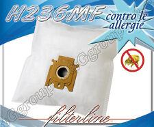H236MF 5 sacchetti filtro microfibra x Hoover Discovery Zero Contact System T 68