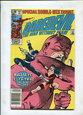 DAREDEVIL #181 (9.2) - A - DEATH OF ELECTRA! KEY ISSUE!