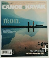 Canoe & Kayak Travel Issue Play Parks River to Love Summer 2016 FREE SHIPPING JB