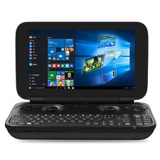 """5.5"""" GPD WIN Video Game Console 4/64GB Touch Panel Keyboard Joystick Laptop Play"""