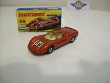 Matchbox Superfast 68, Porsche 910 #68, 1968