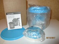 TUPPERWARE POWER CHEF SYSTEM FOOD PROCESSOR BLENDER MIXER CHOPPER NEW NIB