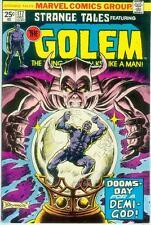 Strange valle # 177 (the Golem) (Tony DeZuniga) (USA, 1974)
