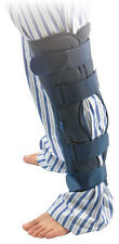 "Benovate Tri-panel Universal Knee Immobilizer Brace Support 20"" with Metal Bar"