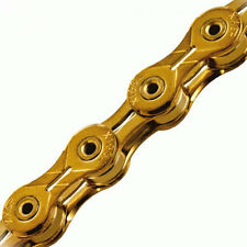 KMC X10SL Gold 10 Speed Chain For - Sram / Shimano / Campagnolo