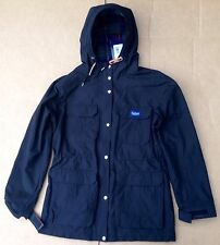 "Penfield ""Kasson"" Mountain Parka jacket. Black. Women. Large. New.RRP £239."