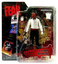 Chef Freddy Nightmare on Elm Street 5 7in Action Figure Mezco Toys