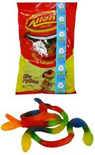 Allens Killer Pythons 1kg Bag Candy Buffet Jelly Snakes Lollies Party Favors New
