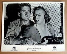 POLIZEI-REVIER 21 * Douglas, Parker, Grant - EA-AUSHANGFOTO #39 -Ger L C 1952