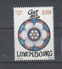 Lussemburgo /Luxembourg 2005 Rotary International 1628  MNH