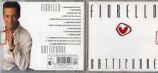 FIORELLO raro CD BATTICUORE fuori catalogo MADE in ITALY