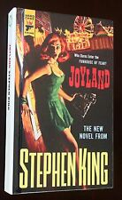STEPHEN KING JOYLAND HARDCOVER TURTLEBACK EDITION