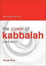 The Power of Kabbalah Card Deck Technology for the Soul