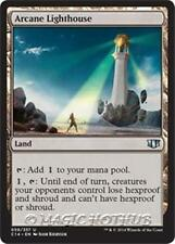 ARCANE LIGHTHOUSE Commander 2014 MTG Land Unc