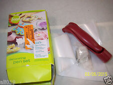Food Network Decorating Pen Set 15 Piece  New