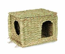 Pet Small Animal Grass Couch Toy Rabbit Bunny Guinea Pig Ferret Cage Bed House