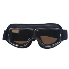 For Harley-Davidson Motorcycle Helmet Retro Goggles Glasses Eye Patches New