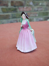 "Royal Doulton  ""Mirabel""  M68 Rare Figurine"