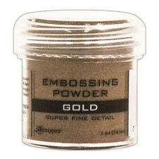 Ranger Embossing Powder 1oz Jar-Super Fine Gold