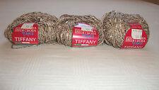 3 Skeins Filatura Di Crosa Fancy Tiffany Cotton/Viscose/Polyamide/Polyester Yarn