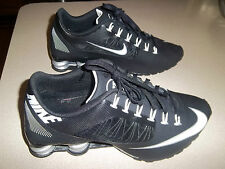 NIKE SHOX SUPERFLY R4 Women Black 9.5  #653479-002