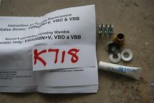JOHNSON CONTROLS PACKING FOR REPLACEMENT VALVE VG8000N+V VBD &VBB STOCK #K718