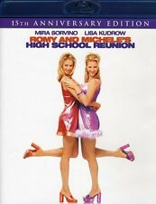 Romy and Michele's High School Re (2012, Blu-ray NEUF) BLU-RAY/WS/15th Annv. ED.