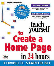 Sams Teach Yourself to Create a Home Page in 24 Hours,