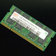 Hynix 1GB PC2-5300 2Rx8 DDR2 667 MHZ laptop 200PIN memory SO-DIMM PC2 4200 533