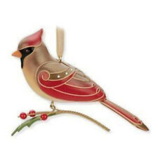 HALLMARK 2010     ~ LADY CARDINAL  BEAUTY OF BIRDS    Limited  BSW