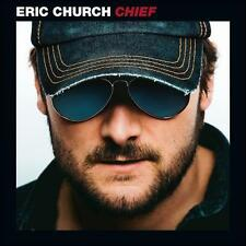 Chief by Eric Church (CD, Jul-2011, EMI Music Distribution)