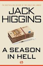 A Season In Hell  by Jack Higgins (1989, Hardcover)