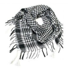 Fashion Womens Lightweight Military Arab Tactical Desert Shemagh KeffIyeh Scarf