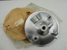 278-25121-00 NOS Yamaha Front Brake Plate DS7 R5 RD250 XS360 XS400 1970s W3747