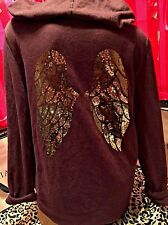 Victorias Secret Angel Wings Hoodie Supermodel Ombre Wings Large