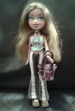Bratz Flashback Fever Fianna doll in some original clothes.