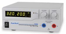 Labor-Schaltnetzteil/ Laboratory Switching Mode Power Supply, DC 1-32V / 0-20 A